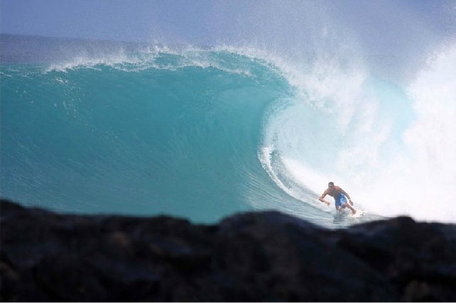 Hawaii Photos: High Surf Warning 'biggest in decade' for South Shores – #SurfReport