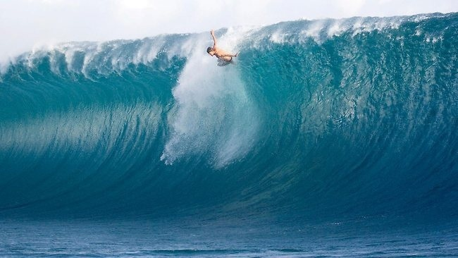 Bruce Irons will put on an expression session in Tahiti in honour of his late brother Andy