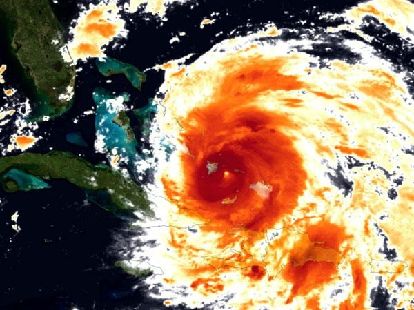 Update: Hurricane Irene to become a Category 4 monster