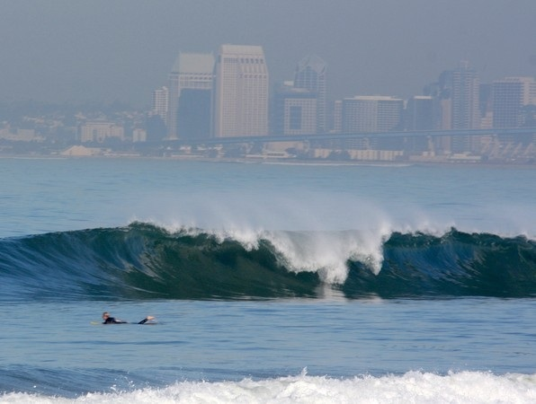 Thursday Surf and Weather Report – Imperial Beach, San Diego #SurfReport