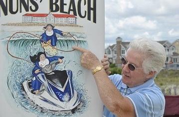 Jersey Shore Nuns Find Salvation in Surf, T-Shirts – Wall Street Journal