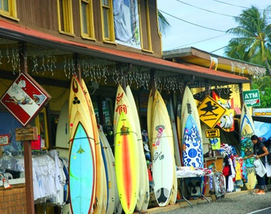 Best Local Surf Shops on Oahu