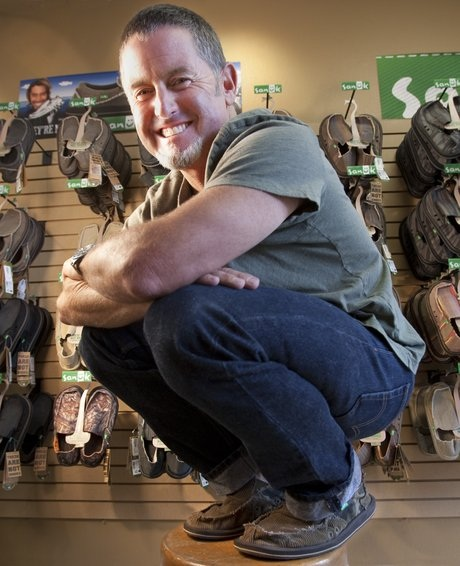 Sanuk founder on sandals success and growing your business – @SanukFootwear