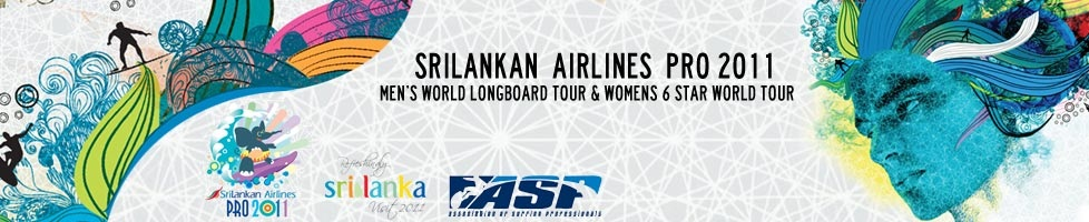 LIVE FEED ON NOW! ASP SriLankan Airlines Pro is on! Final day of competition