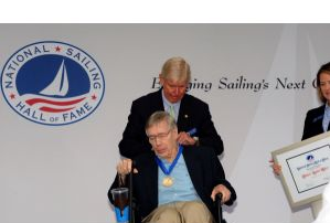 Hobie Alter inducted to Sailing Hall of Fame