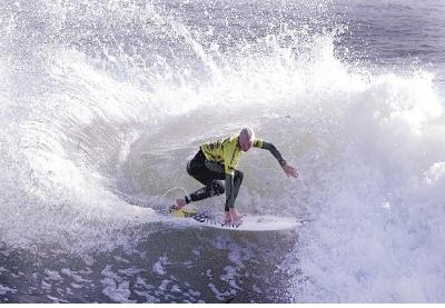 SANTA CRUZ: O'Neill Coldwater Classic Santa Cruz to begin Wednesday