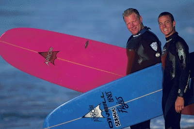 Jay Moriarty And His Wife http://forum.surfermag.com/forum/showflat.php?Cat=&Board=UBB1&Number=2209534&Searchpage=1&Main=2209487&Words=+goofy1foot&topic=&Search=true