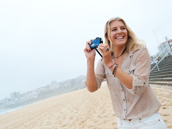 Champion surfer Stephanie Gilmore partners with Nikon