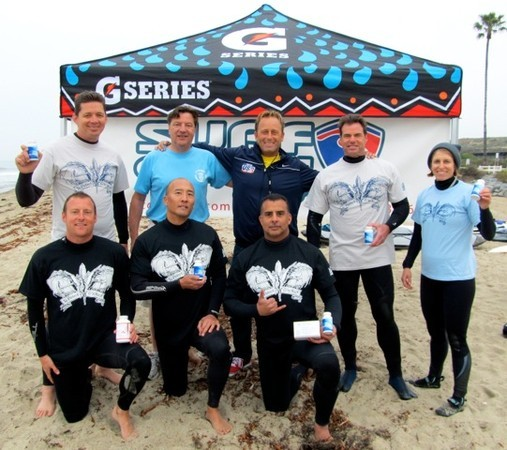Carlsbad Company Creates Supplements for Surfers & Sponsors Police Surf Team