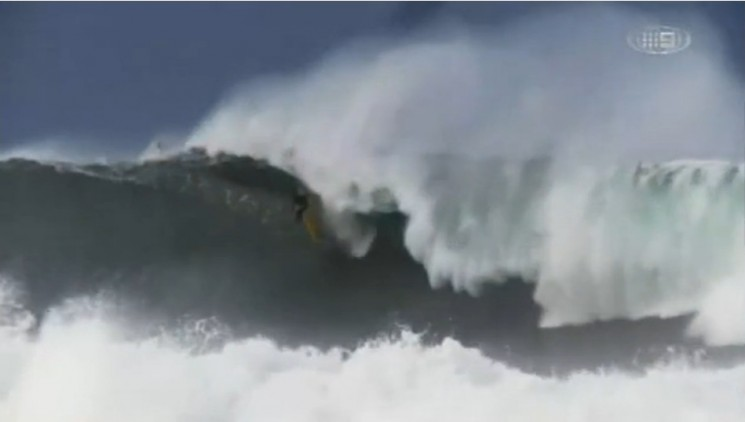 VIDEO: Visser's Big-Wave Preparations by Jeep – Wide World of Sports CH9