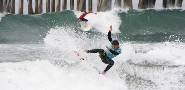 NIKE US OPEN OF SURFING LIVE FEED IS ON RIGHT NOW! #SURFREPORT #USOPENOFSURF