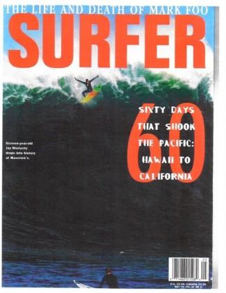 Santa Cruz big-wave surf icon reveals the triumphs & tragedies of his life in new memoir #LiveLikeJay #Mavericks