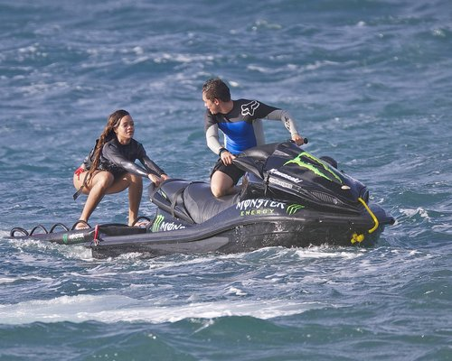 Rihanna Goes Jet-Skiing With Pro Surfer During Birthday Holiday Out In Hawaii