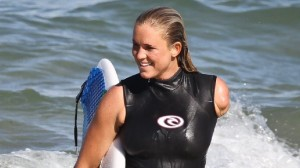 Shark-victim-Bethany-Hamilton-is-going-to-compete-in-a-rally.-Source-The-Daily-Telegraph