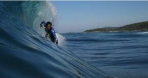 Banjamin surfing