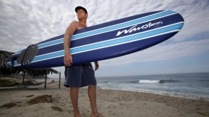CRAIG BALDWIN withWAVESTORM SURFBOARDS FROM TAIWAN