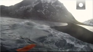 Kayak vs Whale