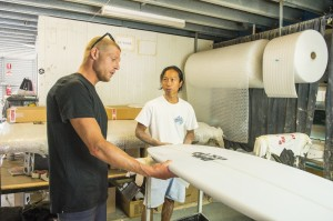 Mick Fanning, DHD Factory