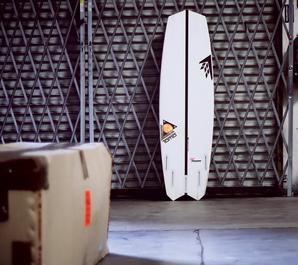 firewire surfboard